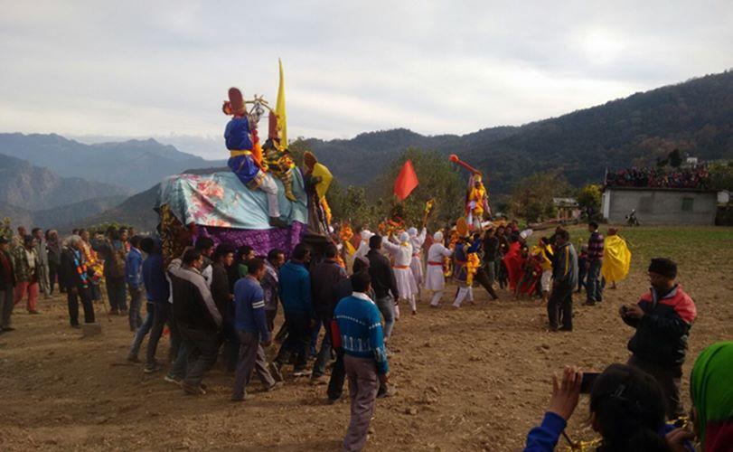 उत्तराखंड की केदारघाटी के गांवों में पांडव नृत्य, देवभूमि की अदभुत परंपरा को जानिए