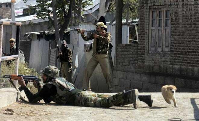 कश्मीर : 24 घंटे में सेना ने ढेर किये 8 आतंकवादी, घाटी में आतंकरोधी कार्रवाई तेज