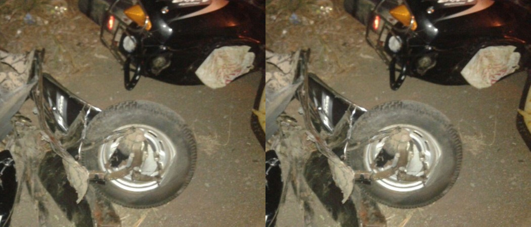 उत्तराखंड : पहाड़ के युवा की वाहन से कुचलकर दर्दनाक मौत, स्कूटी में ड्यूटी से घर आ रहा था