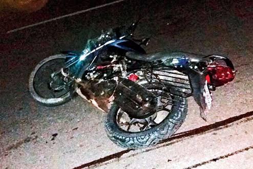उत्तराखंड : बाइक दुर्घटना में एक की मौत, एक घायल, केदारनाथ से लौट रहे थे दोनों