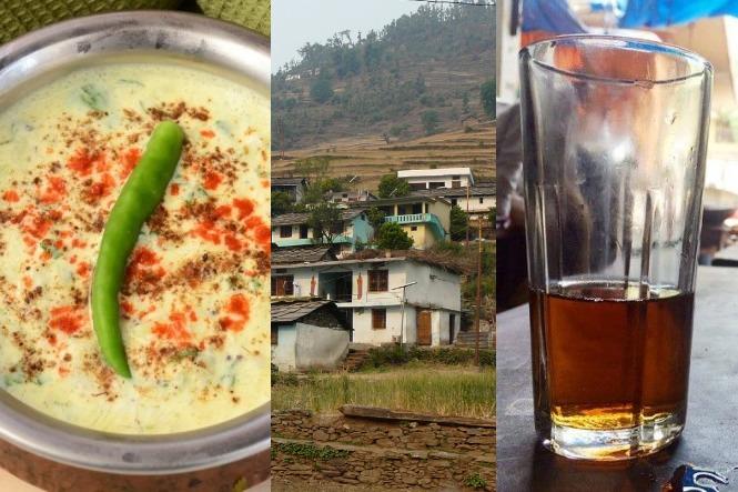 उत्तराखंड : यहां गांवों में शराब बंद है, होती है दही-रायता पार्टी