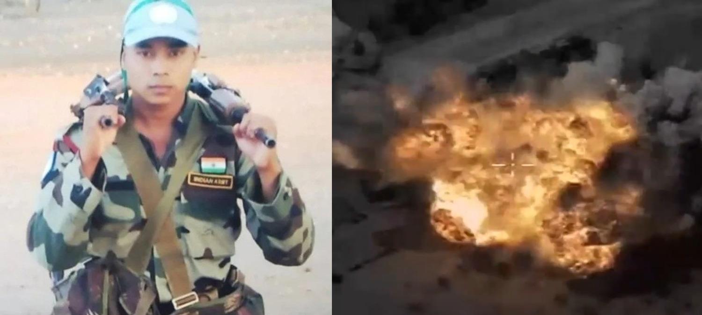 उत्तराखंड के कल शहीद हुए संदीप का बदला, 2 पाक अधिकारी सहित 5 सैनिक मारे गए और कई…..