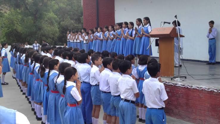 उत्तराखंड : शिक्षकों ने प्रार्थना में शामिल नहीं किया था राष्ट्रगान, पूरे स्कूल स्टाफ का वेतन रोका
