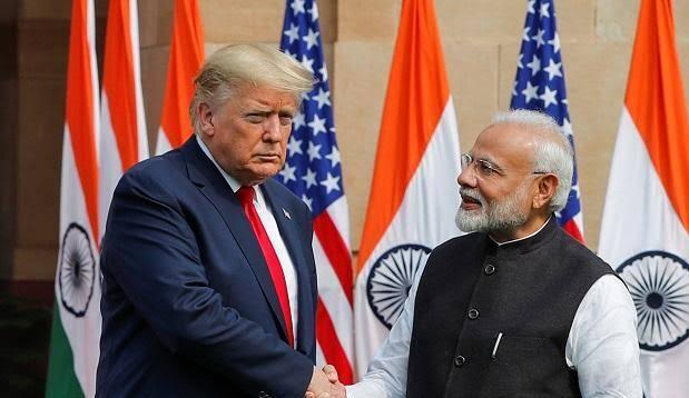 Live Video Donald Trump-Narendra Modi talks, देखिए किन मुद्दों पर बात हुई दोनों देशों में
