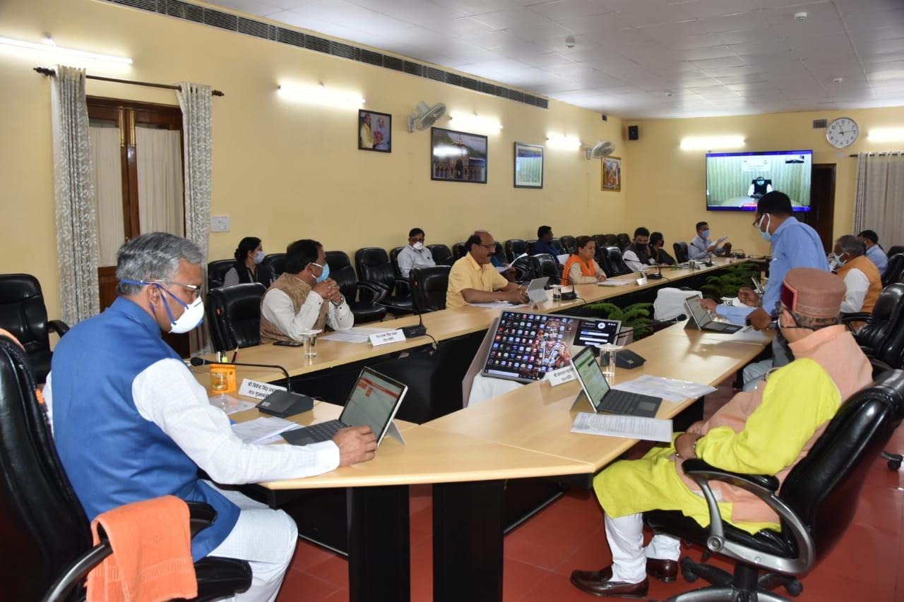 उत्तराखंड में और बढ़ सकता है लॉकडाउन, राज्य सरकार ने केन्द्र को भेजा संस्तुति प्रस्ताव, पीएम मोदी देशव्यापी लॉकडाउन पर जल्द ले सकते हैं फैसला