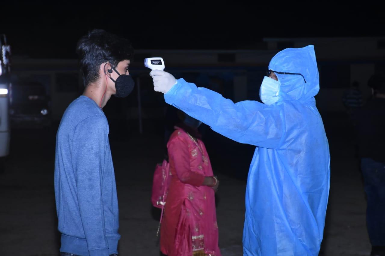 Uttarakhand सोमवार को 40 कोरोना मरीज मिले, कुल आंकड़ा पहुंचा 357 पर, किन जिलों में मिले पढ़िए