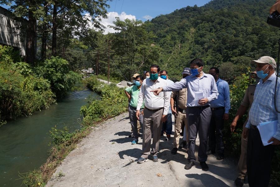 Uttarakhand हल्द्वानी वालों को अब मिलेगा निर्बाध पेयजल, शीतलाहाट पेयजल योजना का मरम्मत का काम पूरा, DM ने किया निरीक्षण