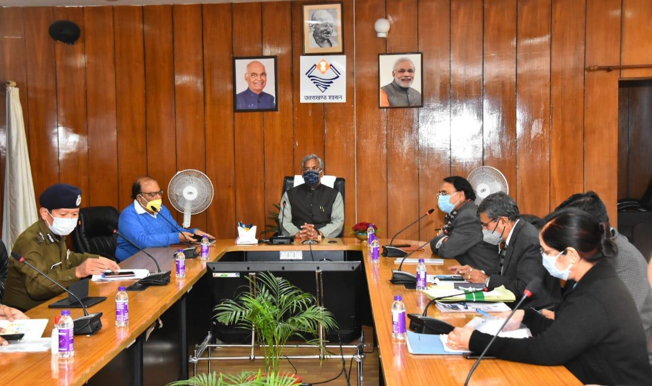 Uttarakhand मुख्यमंत्री ने कोविड-19 को लेकर सभी जिलाधिकारियों को दिये महत्त्वपूर्ण निर्देश, पूरी खबर पढ़ें
