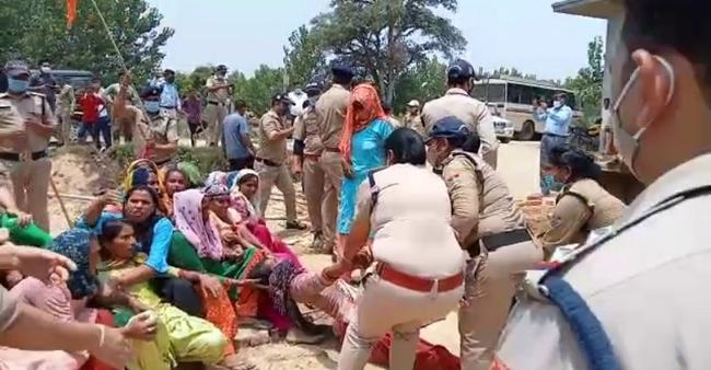 Uttarakhand यहां हुआ बहुत भारी हंगामा, विधायक की भी नहीं चली, फोर्स तैनात