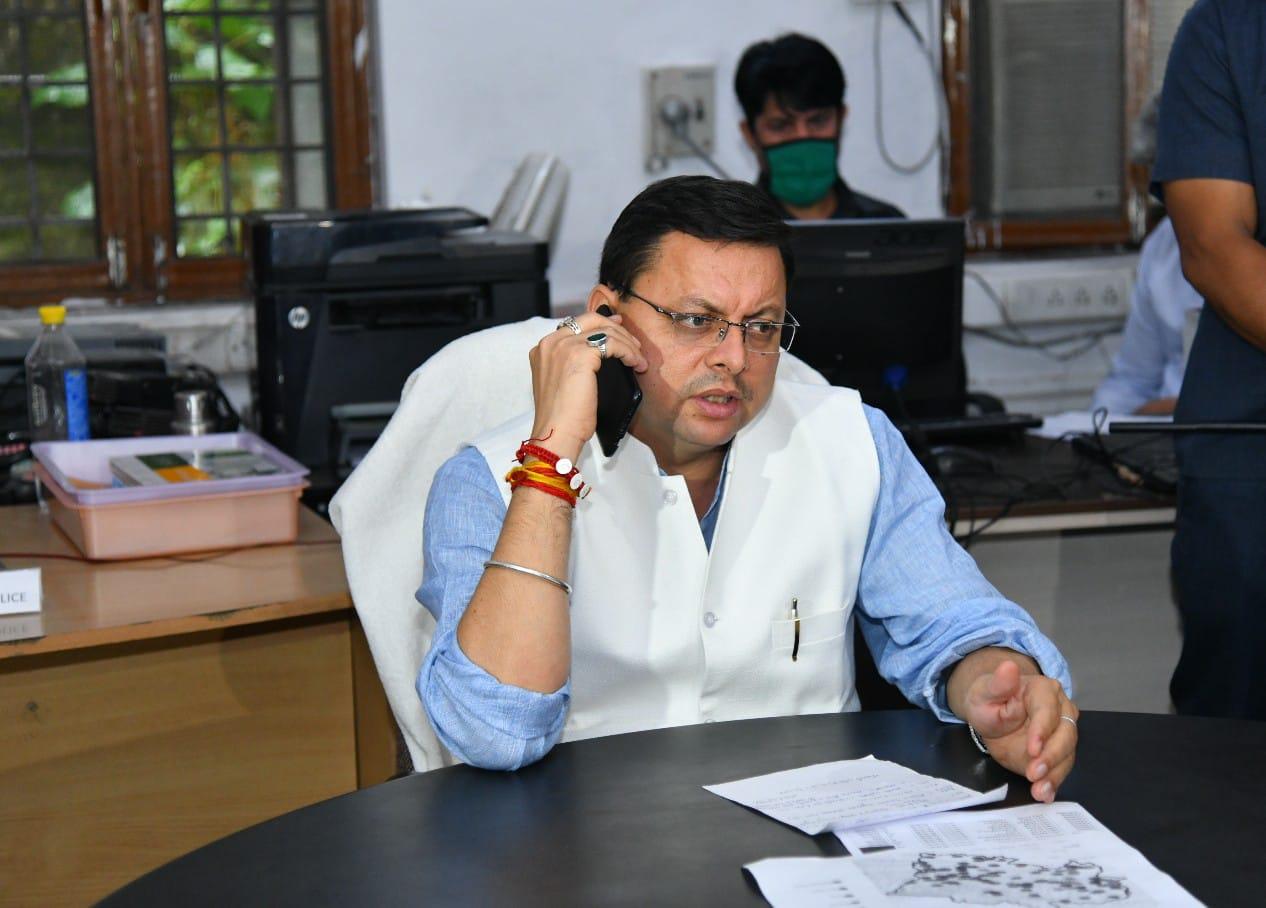 मुख्यमंत्री ने सी.आर.आई.एफ. के अन्तर्गत विभिन्न विकास कार्यों हेतु प्रदान की 391 करोड़ से अधिक की वित्तीय स्वीकृति, विस्तार से पढ़ें